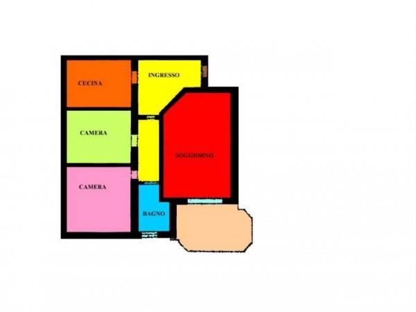 Appartamento in vendita a Spino d'Adda, Centrale, Con giardino, 119 mq - Foto 11