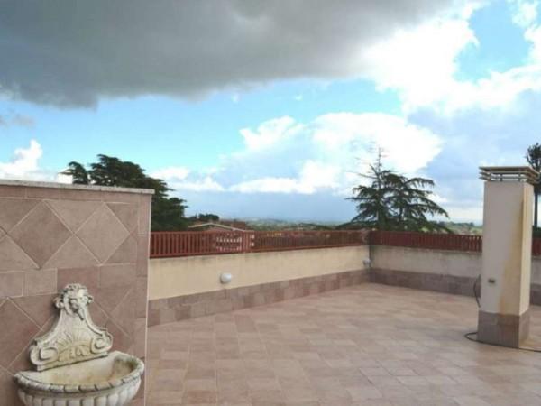 Appartamento in vendita a Roma, Cassia, Con giardino, 215 mq - Foto 29