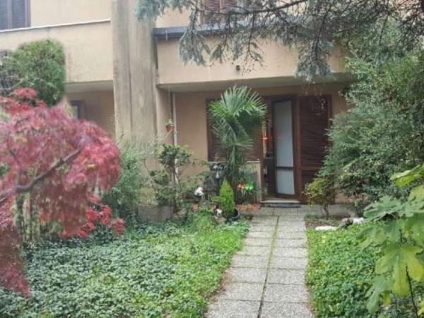 Villetta a schiera in vendita a Legnano, Parco Altomilanese, 180 mq