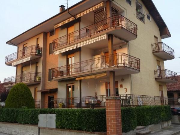 Appartamento in vendita a Morozzo, Centro, Arredato, 110 mq