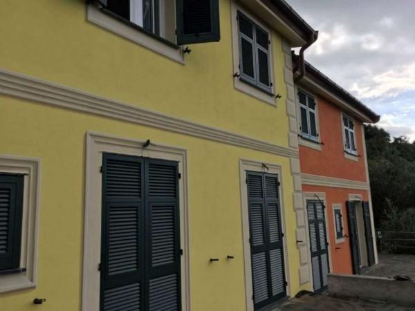 Villa in vendita a Rapallo, Campodonico, Con giardino, 126 mq - Foto 19