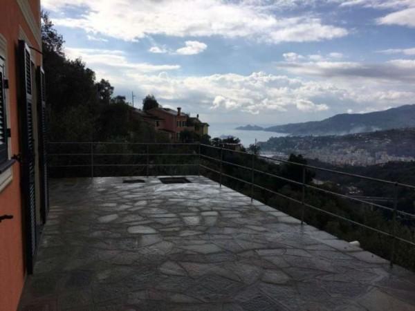 Villa in vendita a Rapallo, Campodonico, Con giardino, 126 mq - Foto 21