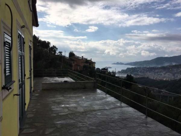 Villa in vendita a Rapallo, Campodonico, Con giardino, 126 mq - Foto 20