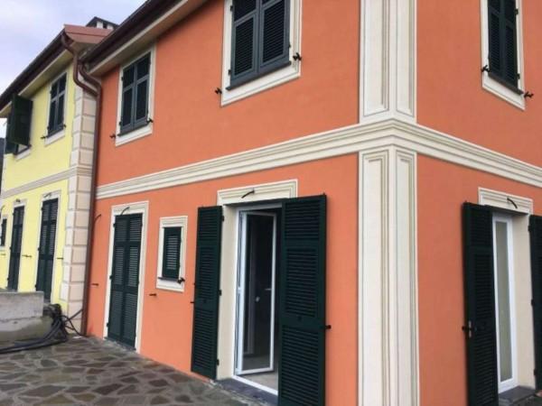 Villa in vendita a Rapallo, Campodonico, Con giardino, 126 mq - Foto 23