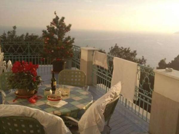 Villa in vendita a Rapallo, Campodonico, Con giardino, 126 mq - Foto 10