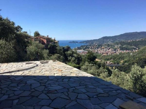 Villa in vendita a Rapallo, Campodonico, Con giardino, 126 mq - Foto 18