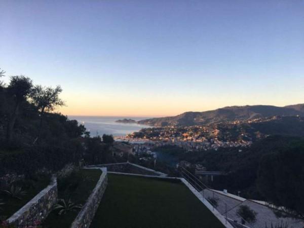 Villa in vendita a Rapallo, Campodonico, Con giardino, 126 mq - Foto 17