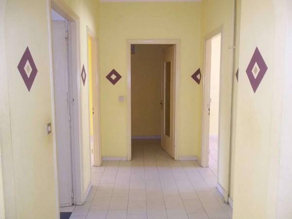 Appartamento in affitto a Torino, Lingotto, 105 mq - Foto 14