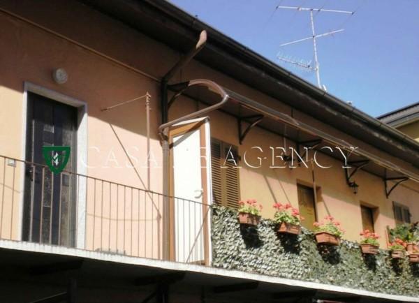 Appartamento in vendita a Varese, Stazioni, Con giardino, 44 mq