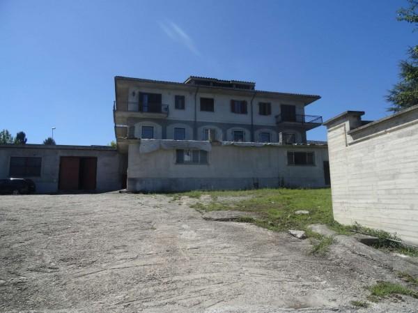 Casa indipendente in vendita a Lesegno, Centro, Con giardino, 260 mq - Foto 3