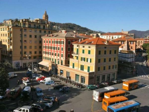 Appartamento in vendita a Rapallo, Centralissimo-mare, 75 mq