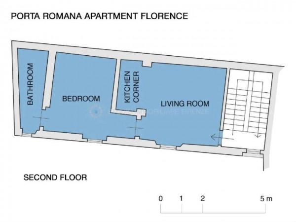 Appartamento in affitto a Firenze, Arredato, 35 mq - Foto 2