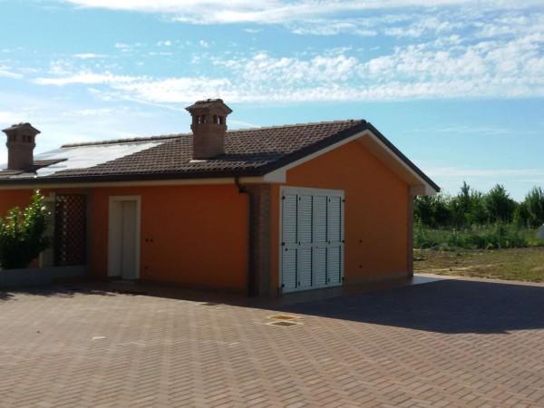 Villa in vendita a Cesena, Calabrina, 250 mq