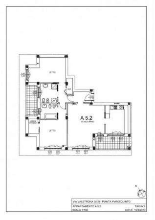 Appartamento in vendita a Milano, Salgari, Tito Livio, Con giardino, 125 mq - Foto 2