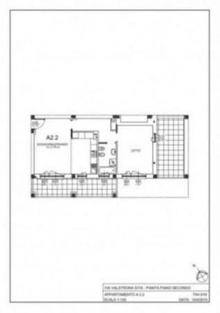 Appartamento in vendita a Milano, Salgari, Tito Livio, Con giardino, 81 mq - Foto 2