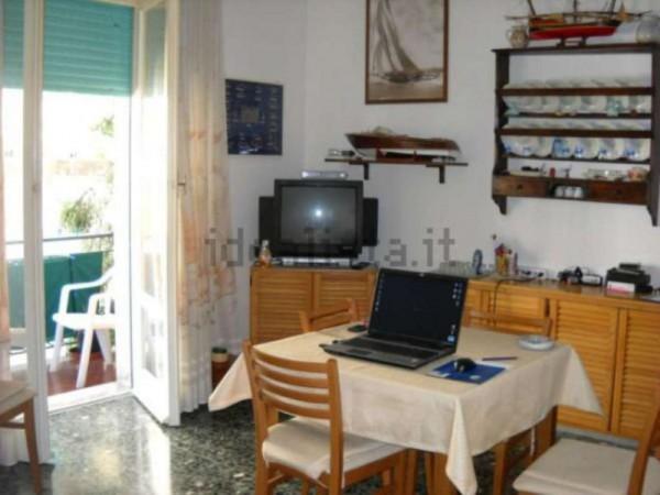 Appartamento in vendita a Santa Margherita Ligure, Centrale, 80 mq
