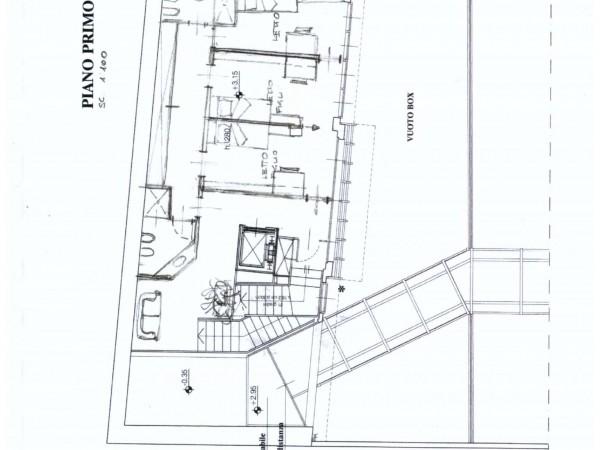 Appartamento in vendita a Milano, Via Boccaccio, 300 mq - Foto 3