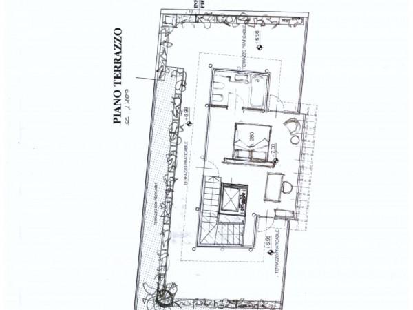 Appartamento in vendita a Milano, Via Boccaccio, 300 mq - Foto 2