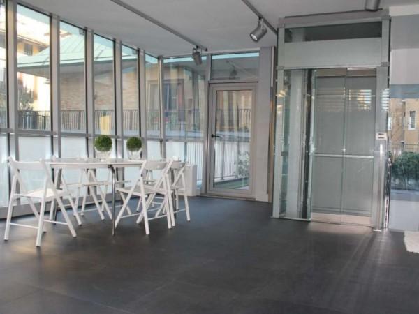 Appartamento in vendita a Milano, Via Boccaccio, 300 mq - Foto 19
