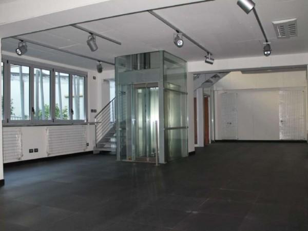 Ufficio in vendita a Milano, Via Boccaccio, 300 mq - Foto 12