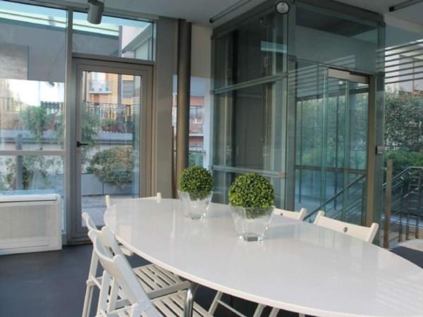 Ufficio in vendita a Milano, Via Boccaccio, 300 mq - Foto 1