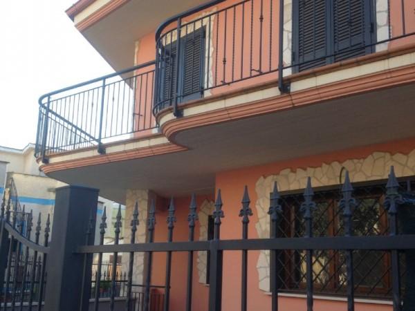 Villa in vendita a Guidonia Montecelio, Villanova Di Guidonia, Con giardino, 120 mq - Foto 17