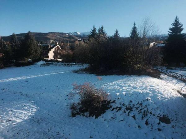 Appartamento in vendita a Sauze d'Oulx, Jovenceaux, Arredato, con giardino, 40 mq - Foto 4