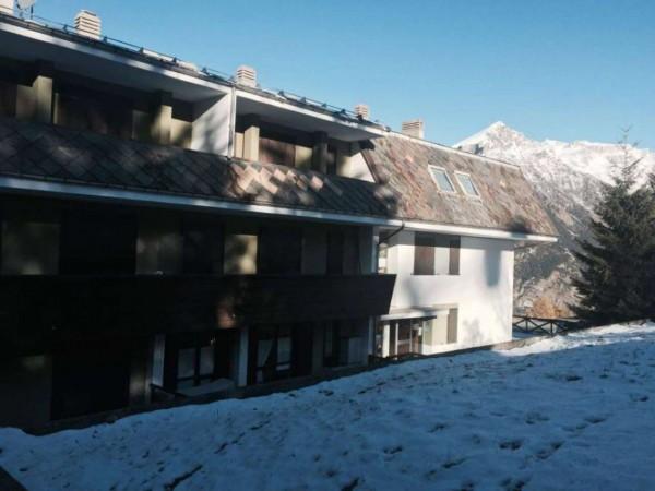 Appartamento in vendita a Sauze d'Oulx, Jovenceaux, Arredato, con giardino, 40 mq - Foto 13