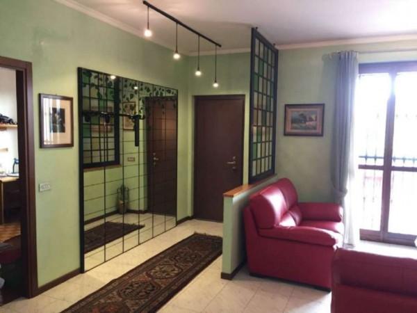 Villetta a schiera in vendita a Brugherio, Moia, 220 mq - Foto 15