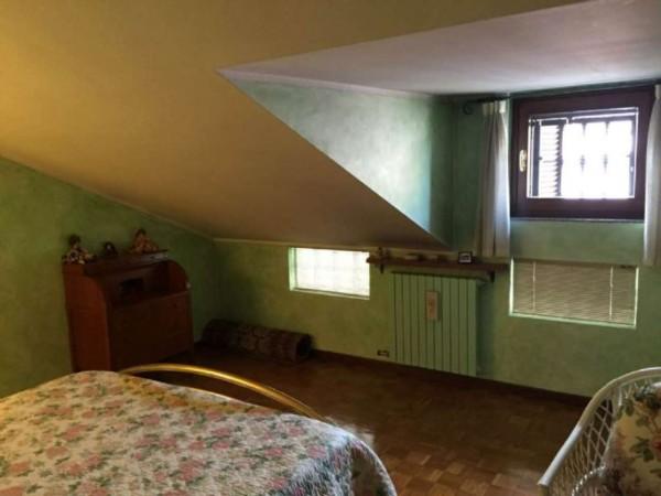 Villetta a schiera in vendita a Brugherio, Moia, 220 mq - Foto 5