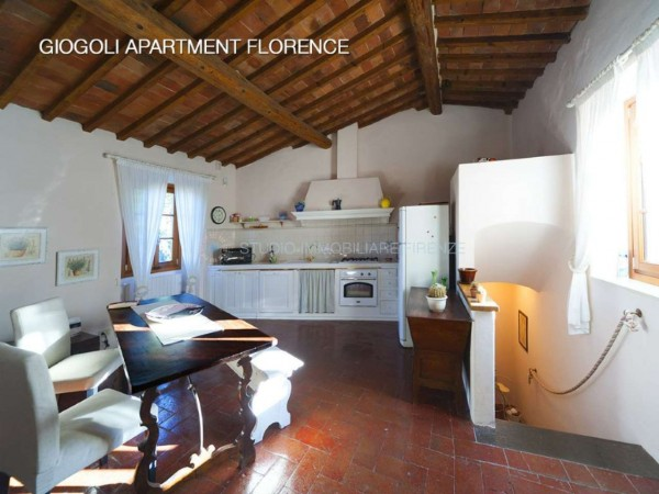 Appartamento in affitto a Firenze, Arredato, con giardino, 150 mq