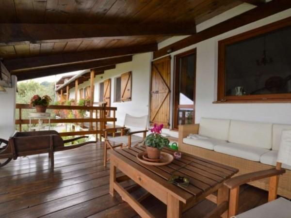 Rustico/Casale in vendita a Bollengo, Arredato, con giardino, 500 mq - Foto 17