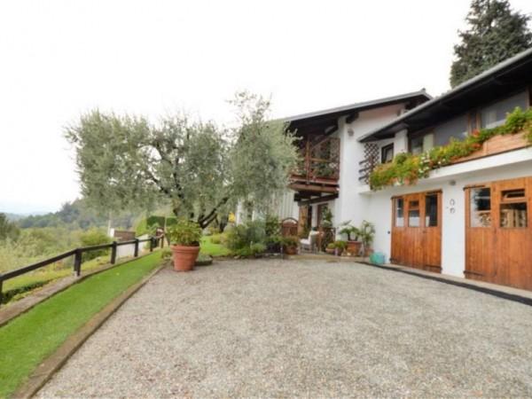 Rustico/Casale in vendita a Bollengo, Arredato, con giardino, 500 mq - Foto 25
