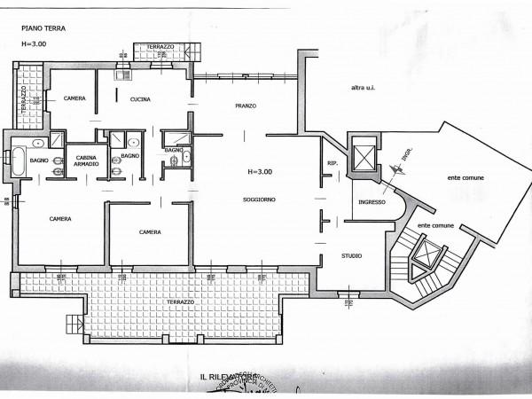 Appartamento in vendita a Milano, Lotto / San Siro, 238 mq - Foto 23