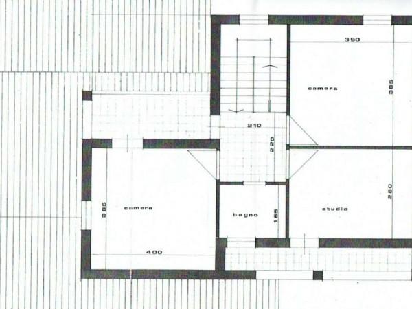 Villa in vendita a Borgo San Lorenzo, 350 mq - Foto 3