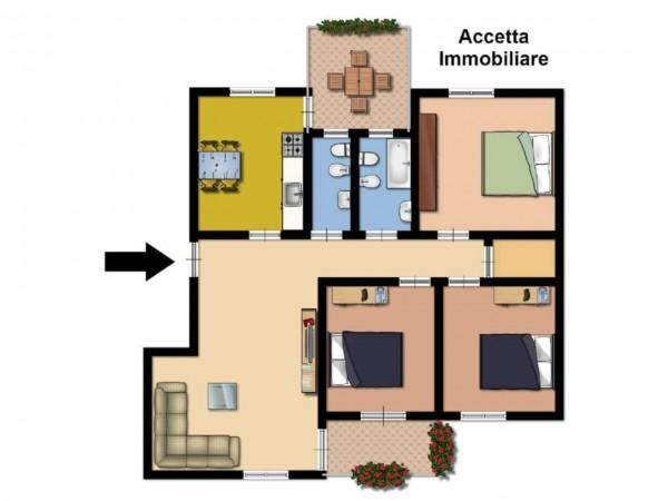 Appartamento in vendita a Taranto, Residenziale, 109 mq - Foto 2