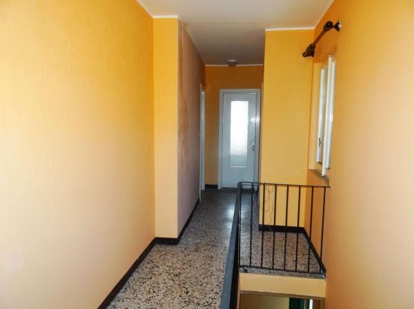 Appartamento in vendita a San Michele Mondovì, Castello, Con giardino, 120 mq - Foto 3
