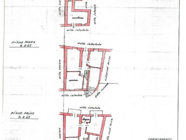 Appartamento in vendita a San Michele Mondovì, Castello, Con giardino, 120 mq - Foto 2