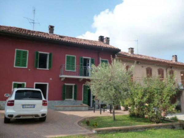 Rustico/Casale in affitto a Cossombrato, Arredato, 120 mq - Foto 5