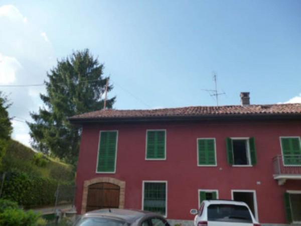 Rustico/Casale in affitto a Cossombrato, Arredato, 120 mq
