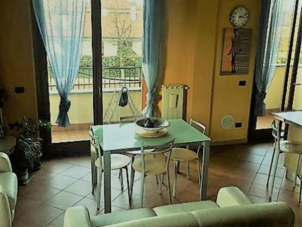 Appartamento in vendita a Casorezzo, Semicentro, Arredato, 180 mq - Foto 12