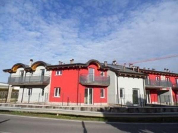 Villetta a schiera in vendita a Caronno Pertusella, 130 mq - Foto 6