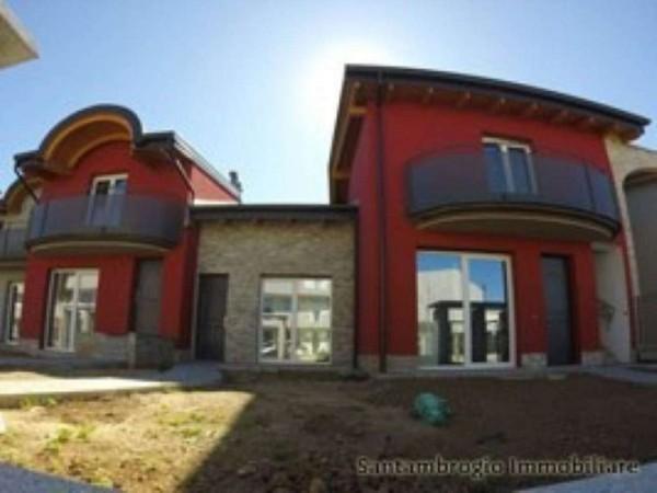 Villetta a schiera in vendita a Caronno Pertusella, 130 mq - Foto 5