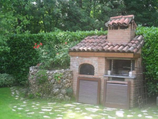 Villetta a schiera in vendita a Arese, Laghetto Morganda, 200 mq - Foto 9