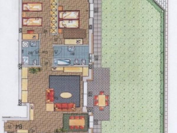Appartamento in vendita a Arese, 120 mq