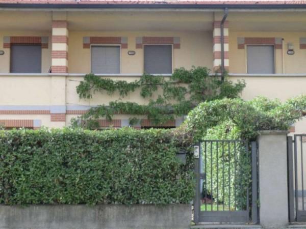 Villetta a schiera in vendita a Baranzate, Nuova Posta, 150 mq