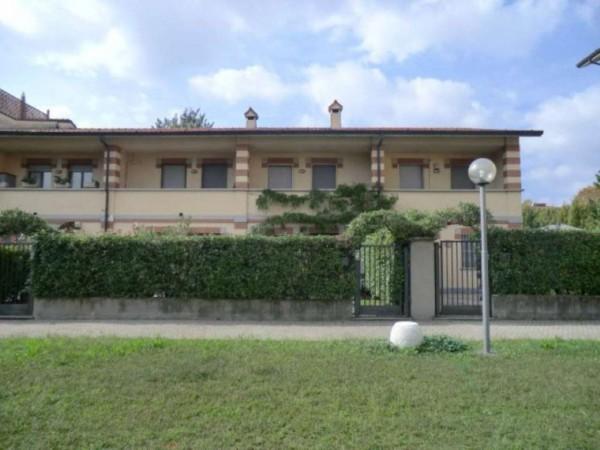 Villetta a schiera in vendita a Baranzate, Nuova Posta, 150 mq - Foto 18