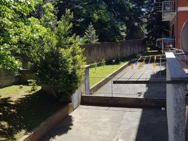 Appartamento in vendita a Gallarate, Caiello, Arredato, con giardino, 90 mq - Foto 30