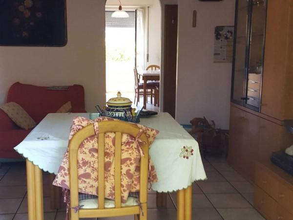 Appartamento in vendita a Gallarate, Caiello, Arredato, con giardino, 90 mq - Foto 24