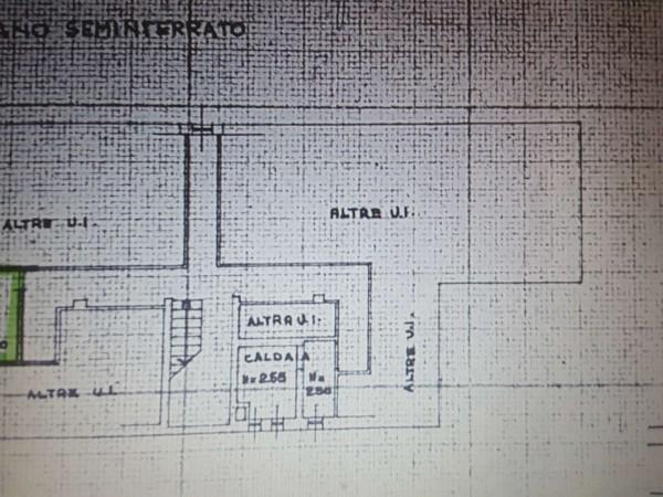 Appartamento in vendita a Gallarate, Caiello, Arredato, con giardino, 90 mq - Foto 3